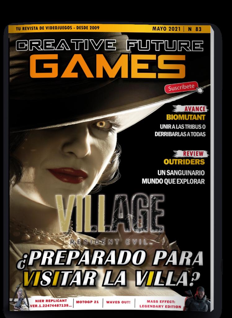 Creative Future Games nº84 - Mayo 2021